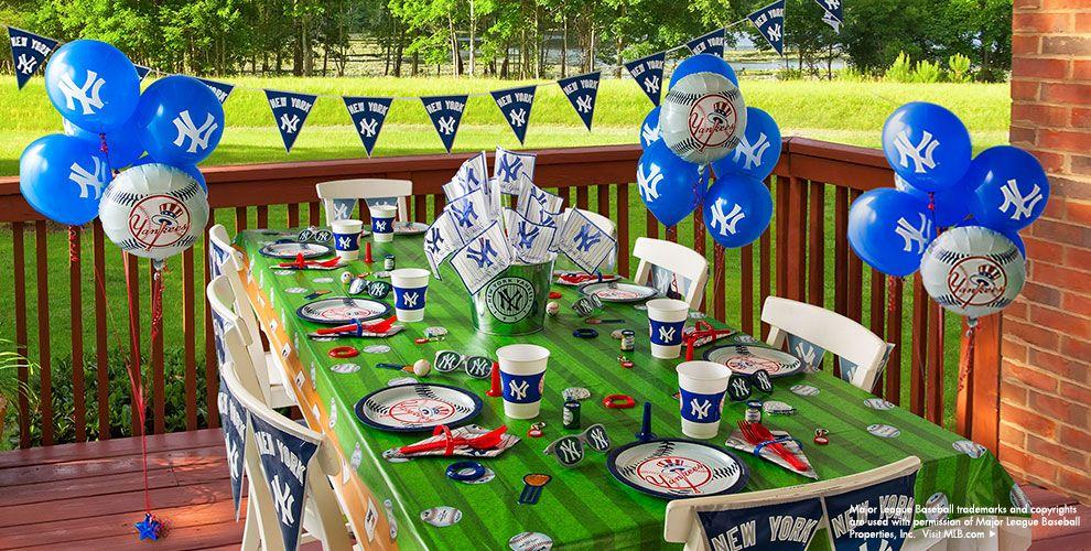 MLB Rawlings Baseball Birthday Party Supplies