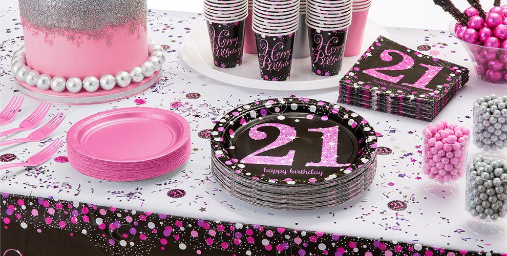 Sparkling Celebration Pink 21