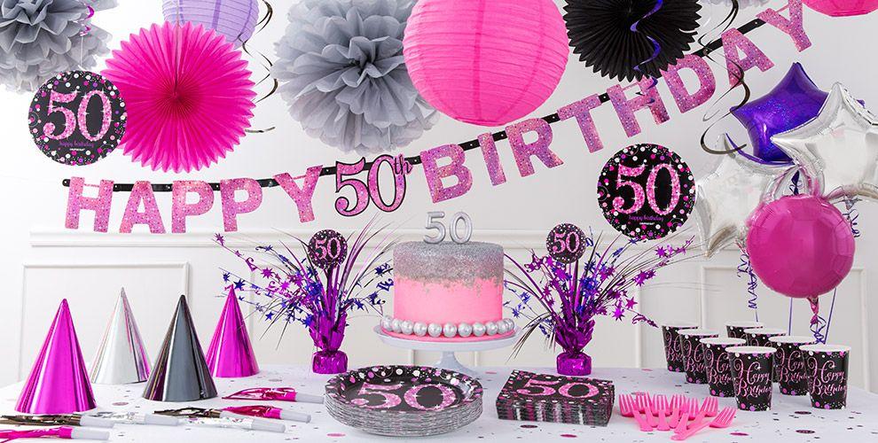 Sparkling Celebration Pink 50