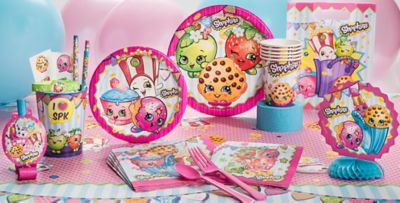 Shopkins Party Supplies Shopkins Birthday Ideas Party City