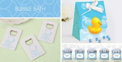 ... Bubble Bath Baby Shower Party Supplies. «»