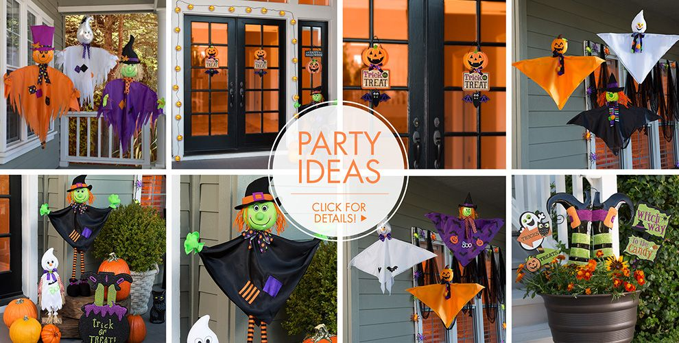 kid friendly halloween decorations party ideas