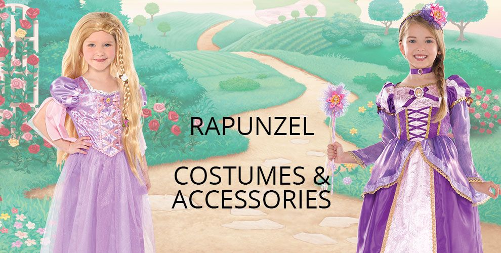 Rapunzel Party Supplies