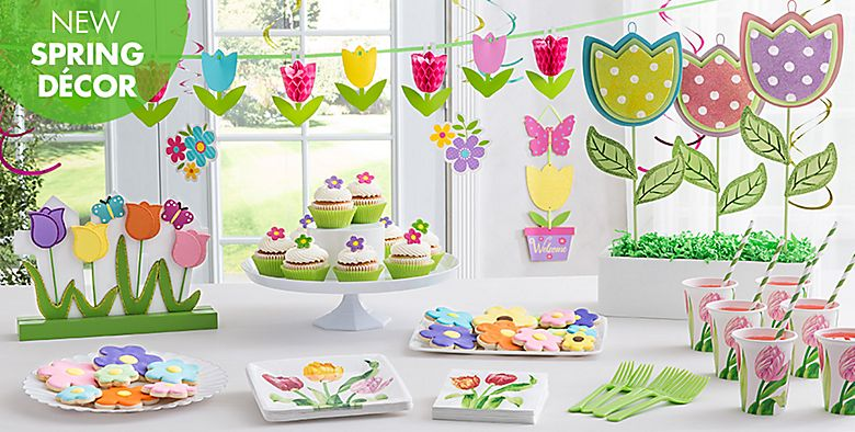 Spring Theme Party
