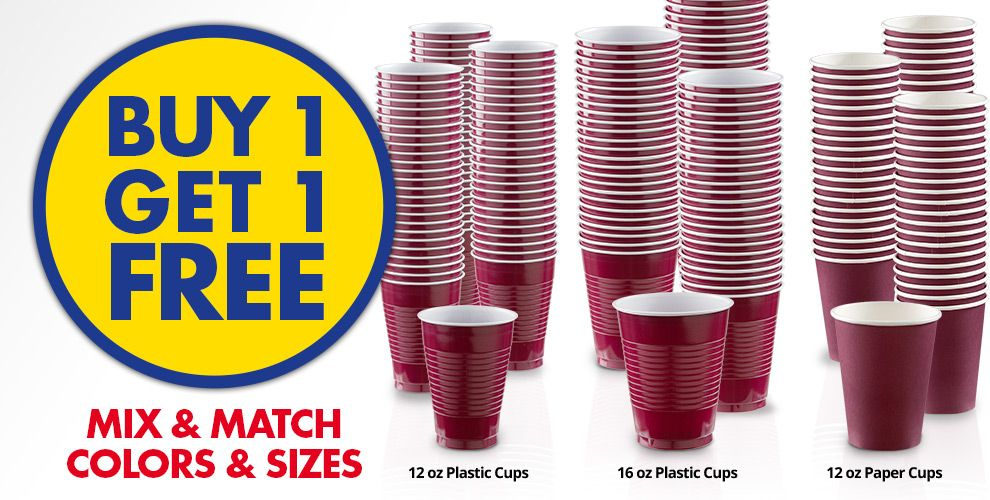 Buy 1 Get 1 Free – Mix & Match Colors &amp Sizes — Berry Tableware