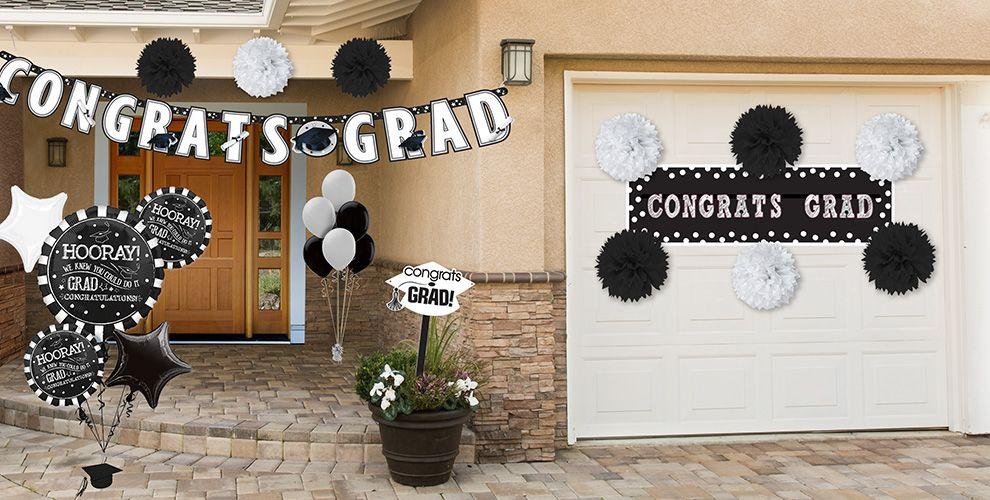 Hooray Grad Theme Party