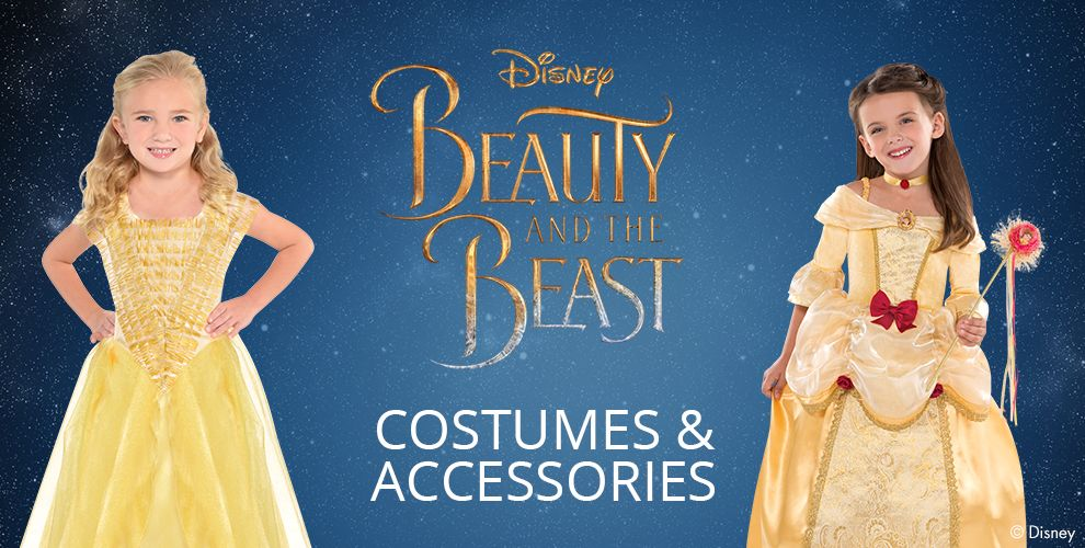 Beauty & the Beast Costumes & Accessories