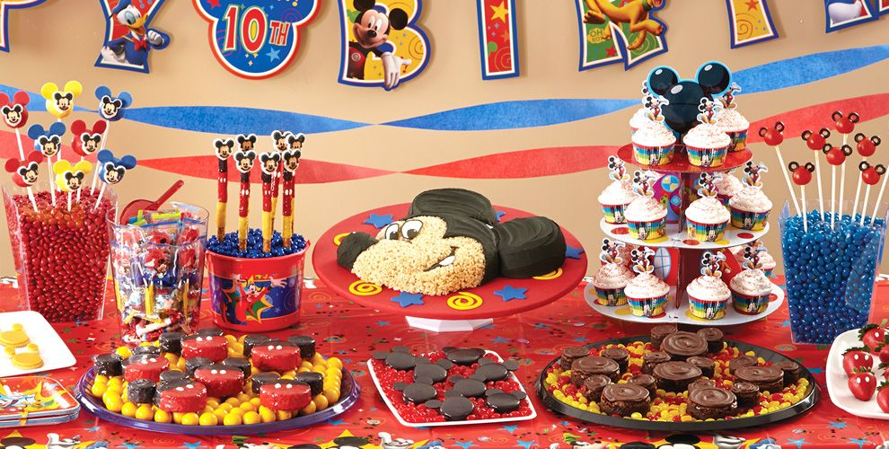 Mickey Mouse Cake Supplies Cake Supplies #1