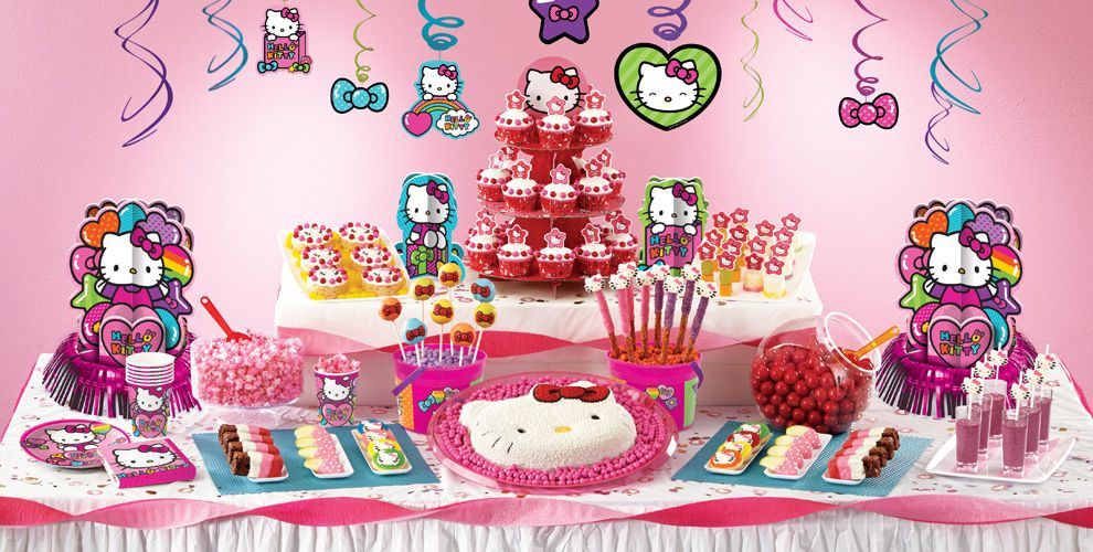 Hello Kitty Cake Supplies #1
