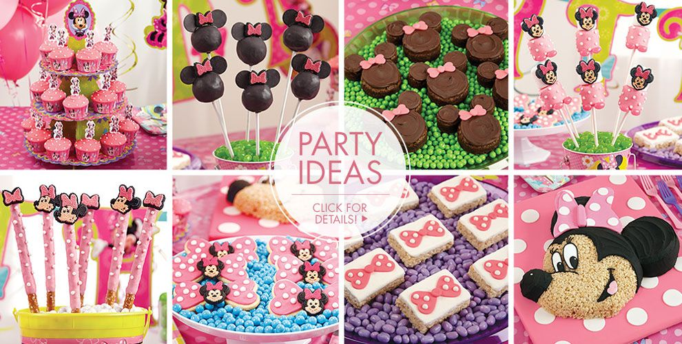 Minnie Mouse Cake Supplies #2