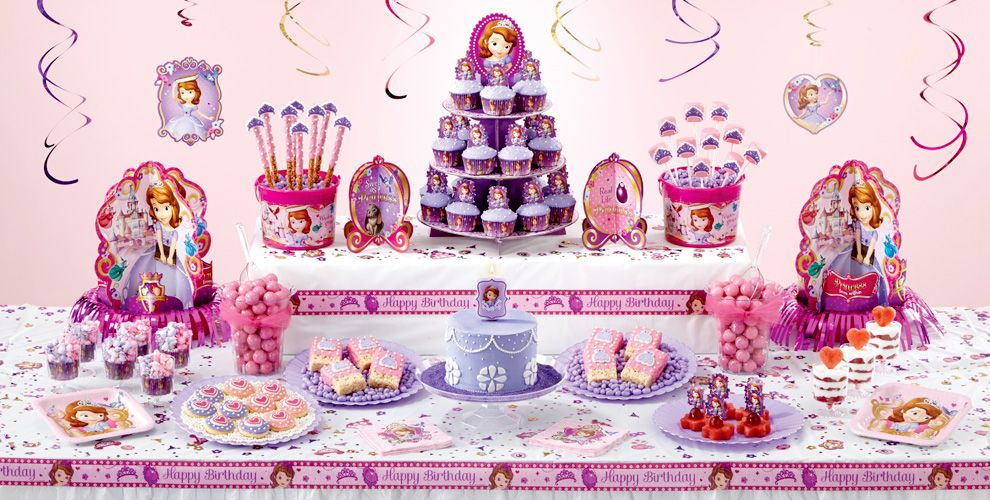 Sofia the 1st Cake Supplies #1