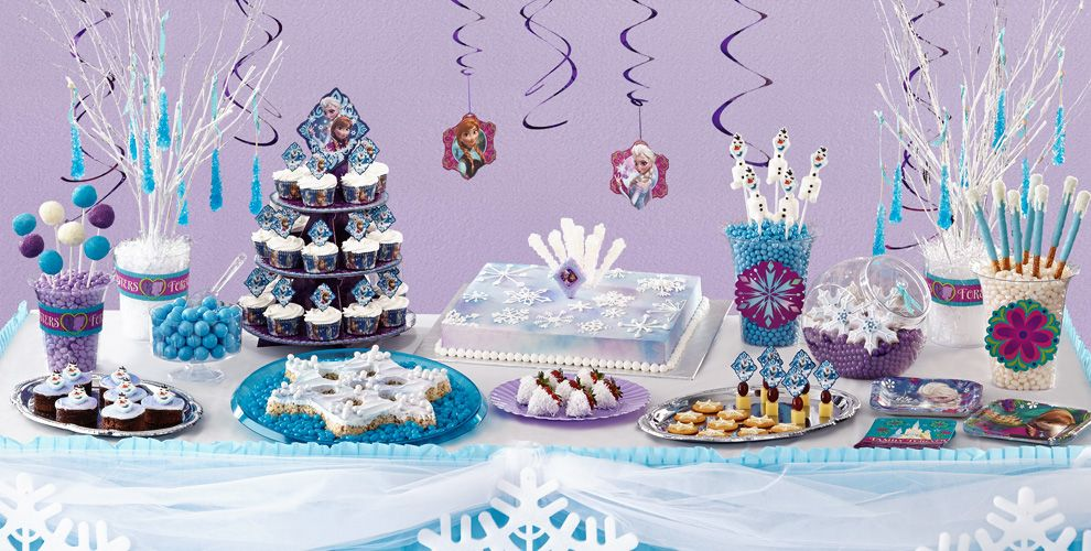 Frozen Cake Supplies #1