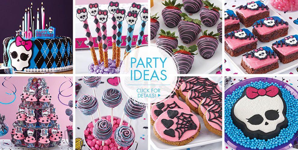 Monster High Cake Supplies #2
