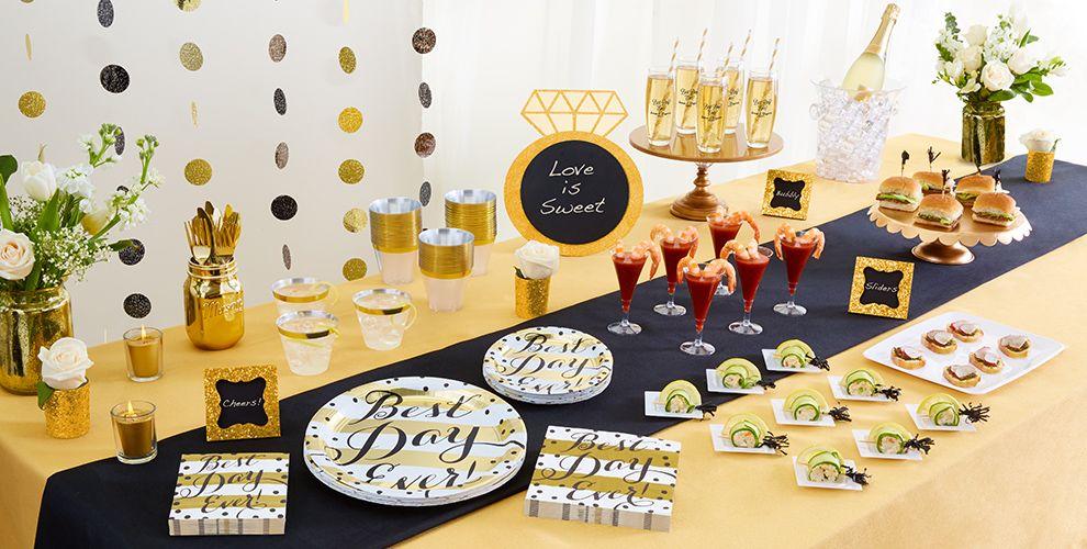Gold Patterned Tableware 50% Off MSRP