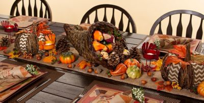 Thanksgiving Table Decorations #1