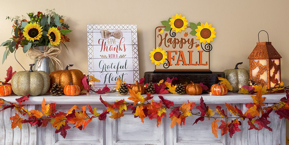 fall home decor - Fall Home Decor