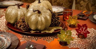 Perfect Fall Table Decorations; Fall Table Decorations. «»