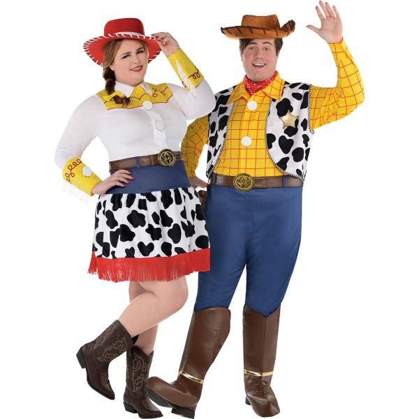 Jessie Toy Story Adult Costume 12