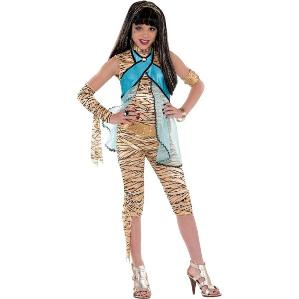 Cleo de Nile Costume Deluxe  Monster High