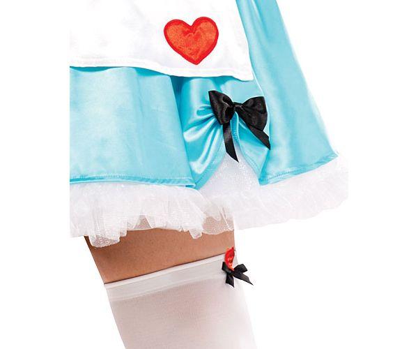Adult Wonderful Alice Costume Plus Size