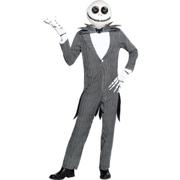 jack skellington nightmare before christmas costume - photo #16