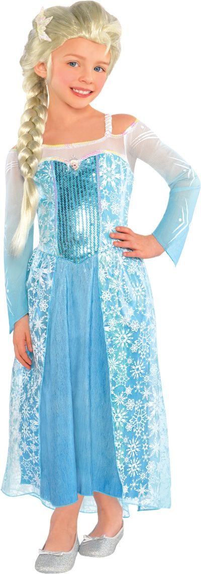 Get Disney Costumes for Girls and be Set for Halloween. If your little one has her heart set on playing Elsa for Halloween, you're in luck because Disney costumes for girls are available in stores and online. If your kids love to play dress-up and make-believe, these .