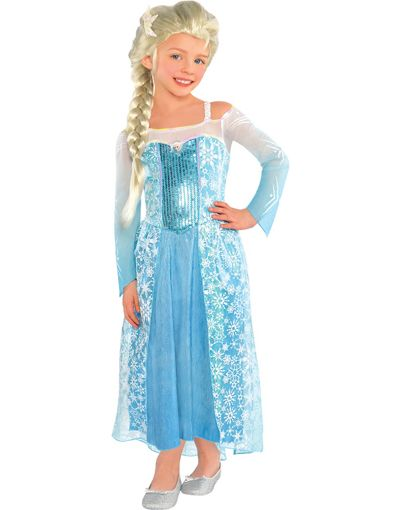 Elsa Frozen Costumes. Toys. Pretend Play & Dress Up. Pretend Play & Dress Up. Elsa Frozen Costumes. Showing 40 of results that match your query. Product - Girl's Frozen Elsa Deluxe Costume and Kids Frozen Elsa Shoes. Product Image. Price $ Product Title. Girl's Frozen Elsa Deluxe Costume and Kids Frozen Elsa Shoes. Add To Cart.