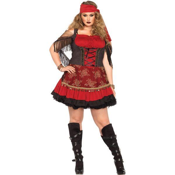 Mystic vixen costume that
