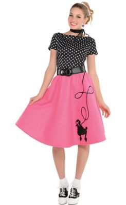 Poodle skirts for adults