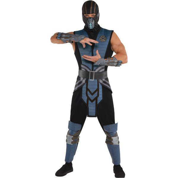Mortal Kombat Adult Costume 54