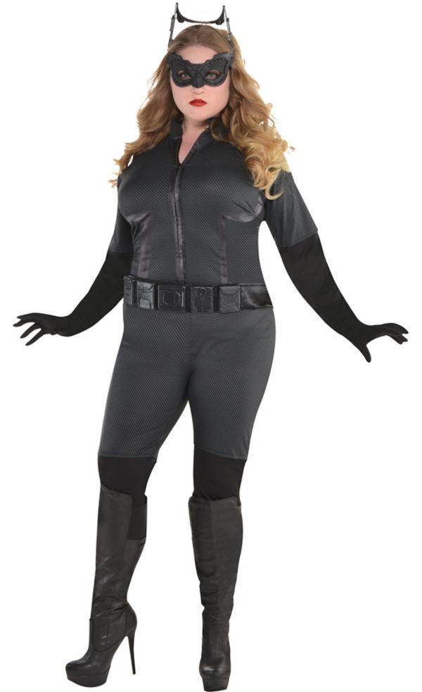 catwoman costume plus size - the dark knight rises batman