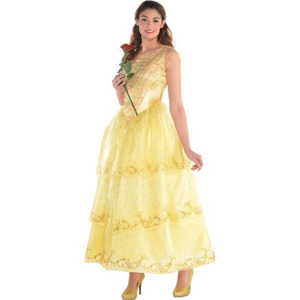 Adult Belle Dress Costume