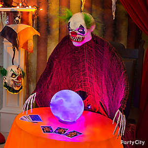Creepy Carnival Halloween Decorations