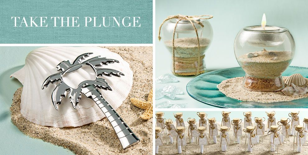 Wedding Party Gifts Canada: Beach Theme Wedding Favors