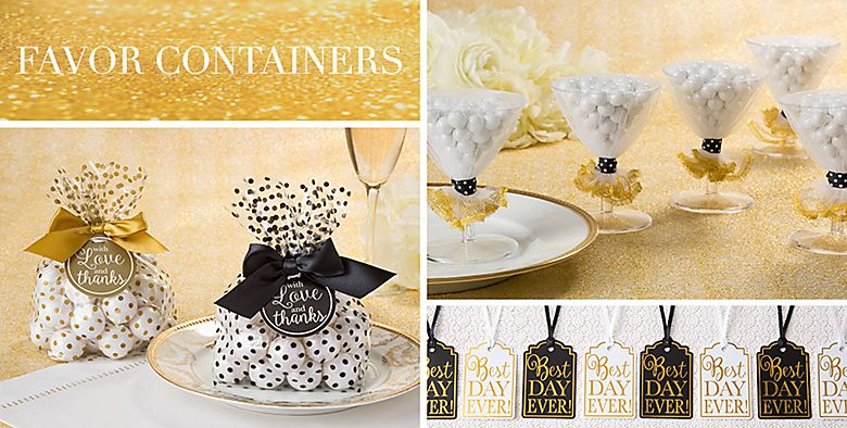 Wedding Favor Boxes Accessories