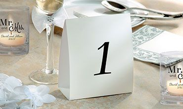 Table Décor, Centerpieces