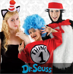 Cat in the Hat Costumes
