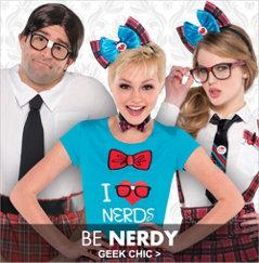 Geek Chic Costumes