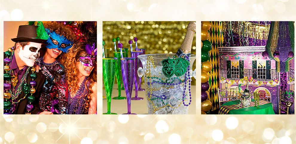 Mardi Gras Party Ideas - View All Halloween Ideas