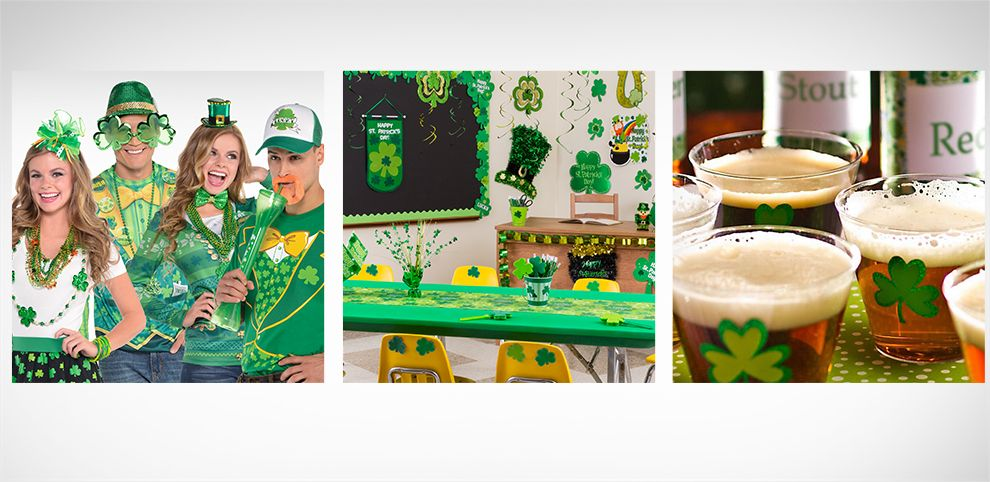 St. Patrick's Day Party Ideas - View All Halloween Ideas
