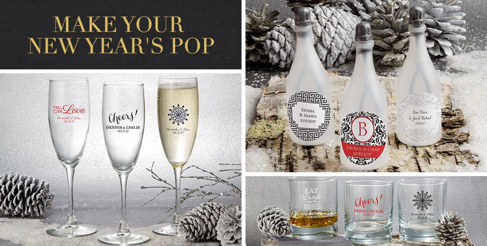 Make Your New Year's Pop