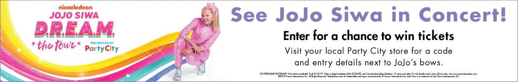 See JoJo Siwa in Concert!