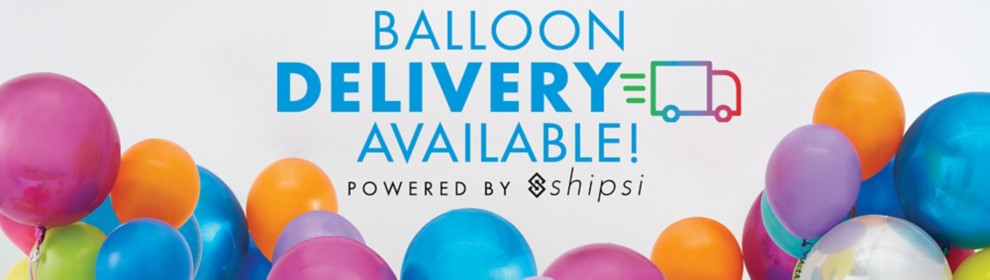Balloon Delivery Available