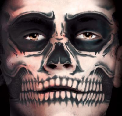 Day Of The Dead Makeup Kit Party City