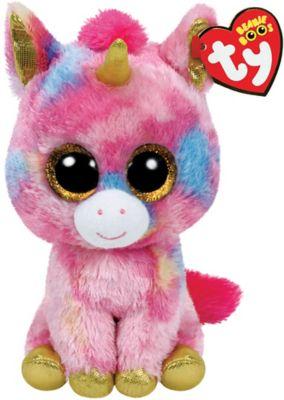 Blitz Beanie Boo Unicorn Plush 2 3 4in x 6 1 4in  b0a5944266c