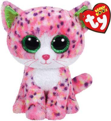 Kiki Beanie Boo Cat Plush 4in x 6in  9f6a491c993