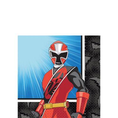 Power Rangers Ninja Steel Swirl Guirnalda 12/Piezas Guirnaldas Set