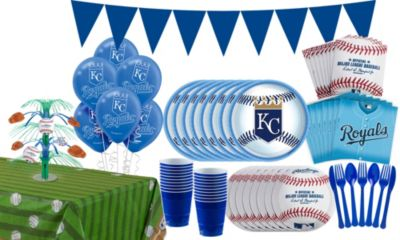 Super Kansas City Chiefs Party Kit for 18 Guests  ac01f8b56