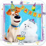 Secret Life Of Pets 2 JoJo Siwa Birthday Party Supplies
