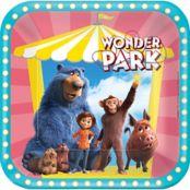 Wonder Park Monster Truck Birthday Theme
